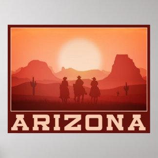 Arizona Sunset poster 2