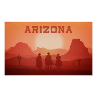 Arizona Sunset poster 3