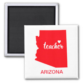 Arizona Teacher Magnet
