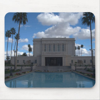 Arizona Temple Mouse Mat