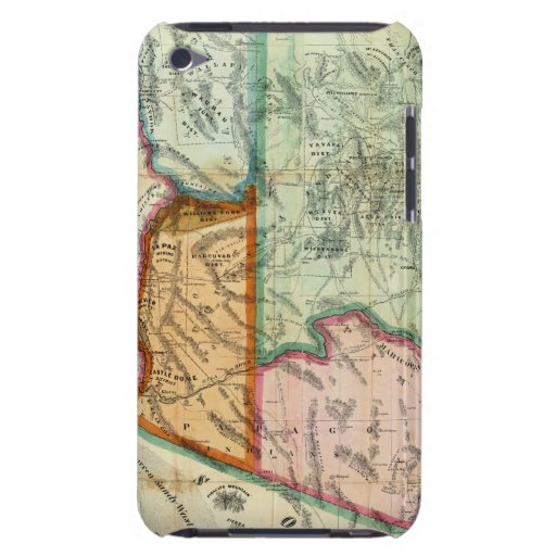 Arizona Territory iPod Case-Mate Case