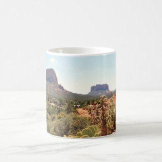 Arizona Tonto Mountains Coffee Cup
