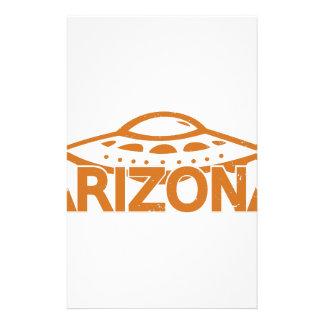 Arizona UFO Customised Stationery