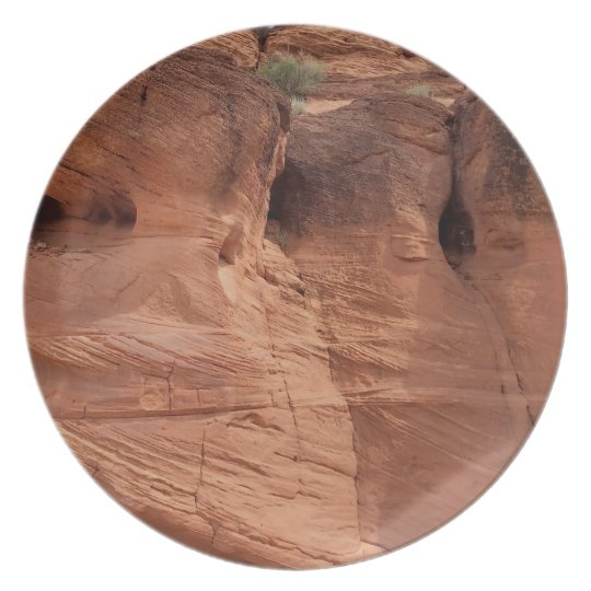 ARIZONA - Upper Antelope Canyon A - Red Rock Plate