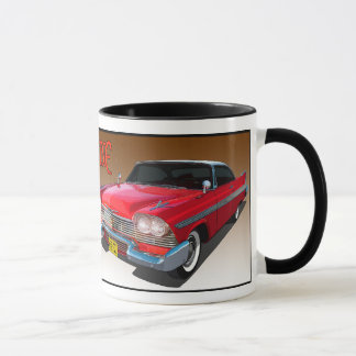 Arizona US Route 666 - Christine Mug