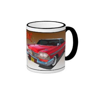 Arizona US Route 666 - Christine Ringer Mug