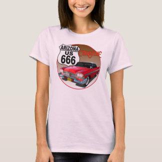 Arizona US Route 666 - Christine T-Shirt