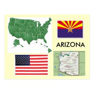 Arizona USA Post Cards