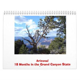 Arizona Wall Calendars