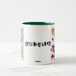 Arizona Zen Cup Two-Tone Mug