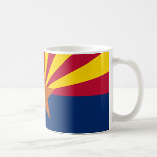 Arizona's Flag Coffee Mug