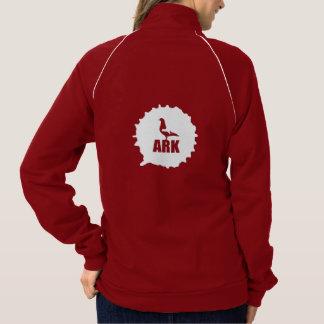 ARK American Apparel Track Jacket (Womens Cut)