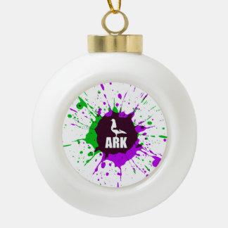 ark holiday Ornament 3