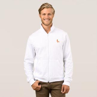 ARK Men's American Apparel California FleeceJacket Jacket