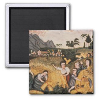 Ark of the Covenant, c.1865-80 Fridge Magnet