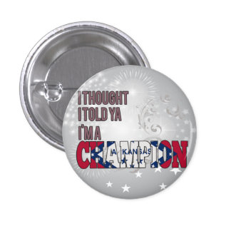 Arkansan and a Champion Buttons