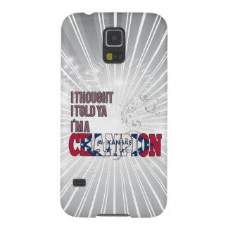 Arkansan and a Champion Samsung Galaxy Nexus Cases