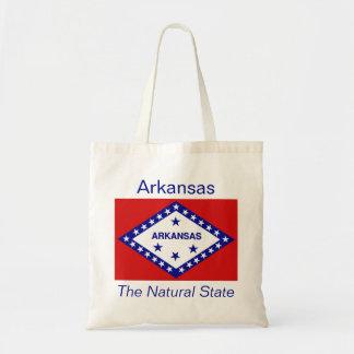 Arkansan Flag Bag