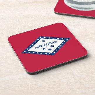 Arkansan Flag Drink Coaster