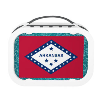 Arkansan National flag of Arkansas-01.png Lunch Boxes