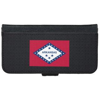 Arkansan National flag of Arkansas-01.png iPhone 6 Wallet Case
