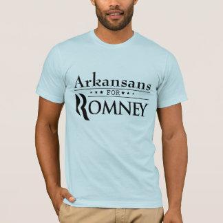 Arkansans for Romney Election T-Shirt