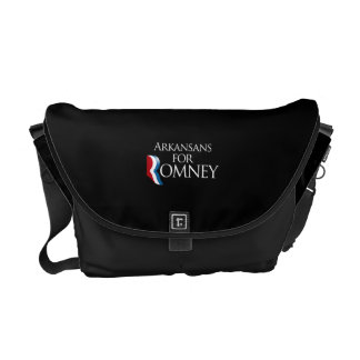 Arkansans for Romney -.png Commuter Bag