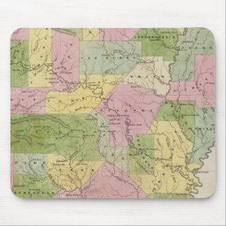 Arkansas 3 mouse mat