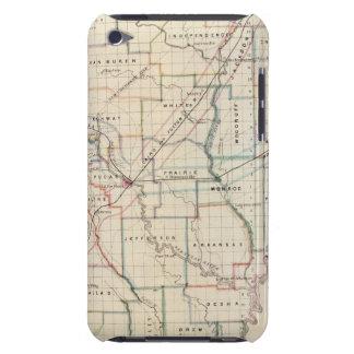 Arkansas 5 iPod touch cases