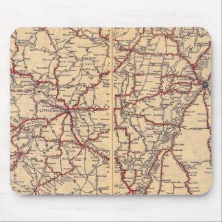 Arkansas 5 mouse mat