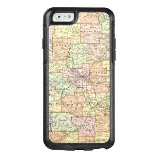Arkansas 6 OtterBox iPhone 6/6s case