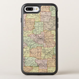 Arkansas 6 OtterBox symmetry iPhone 7 plus case