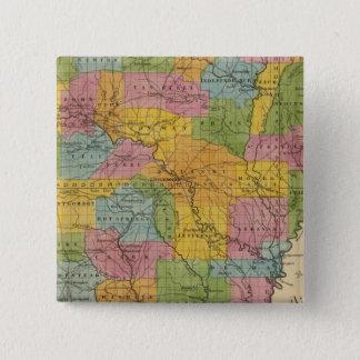 Arkansas 7 15 cm square badge