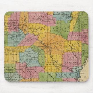 Arkansas 7 mouse mat