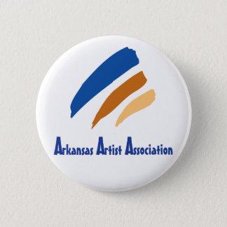 Arkansas Artist Association Button