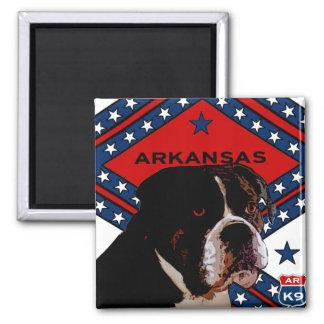 Arkansas Boxer Magnet