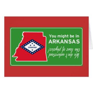 Arkansas Card