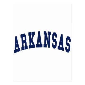 Arkansas College Post Cards