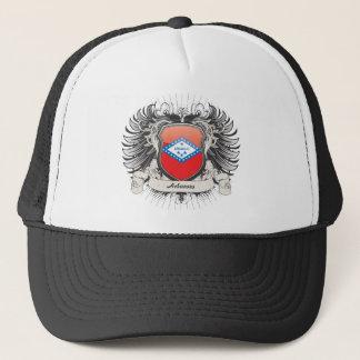 Arkansas Crest Trucker Hat