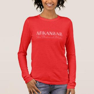 ARKANSAS custom text clothing Long Sleeve T-Shirt