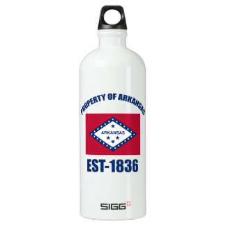 arkansas design SIGG traveller 1.0L water bottle