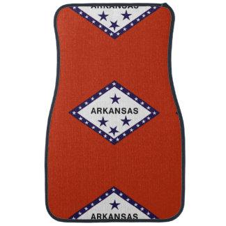 ARKANSAS FLAG FLOOR MAT