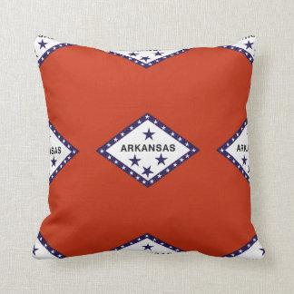 ARKANSAS FLAG CUSHION