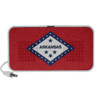 ARKANSAS FLAG iPod SPEAKER
