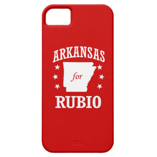 ARKANSAS FOR RUBIO iPhone 5 CASES