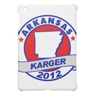 Arkansas Fred Karger iPad Mini Cases