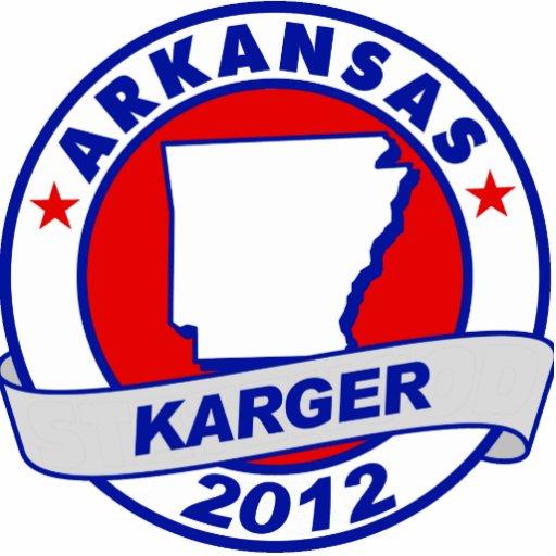 Arkansas Fred Karger Photo Cutouts