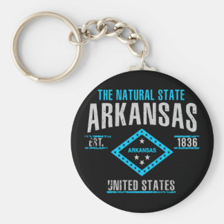 Arkansas Key Ring