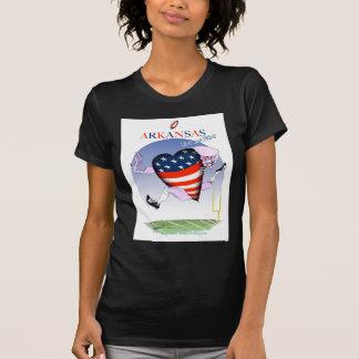arkansas loud and proud, tony fernandes T-Shirt