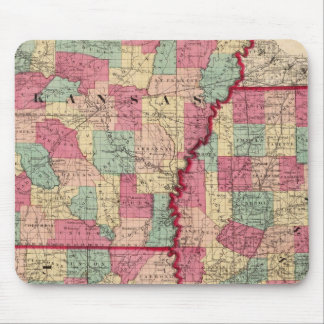 Arkansas, Mississippi, and Louisiana Mouse Mat